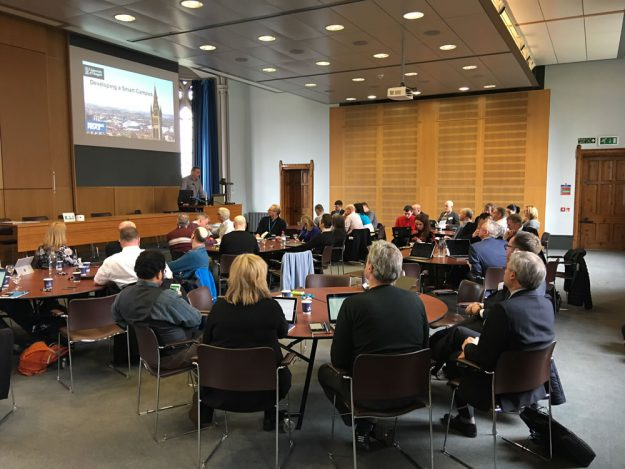Intelligent Campus Community Event 10th April 2018 – Glasgow
